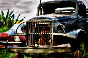Junked Car